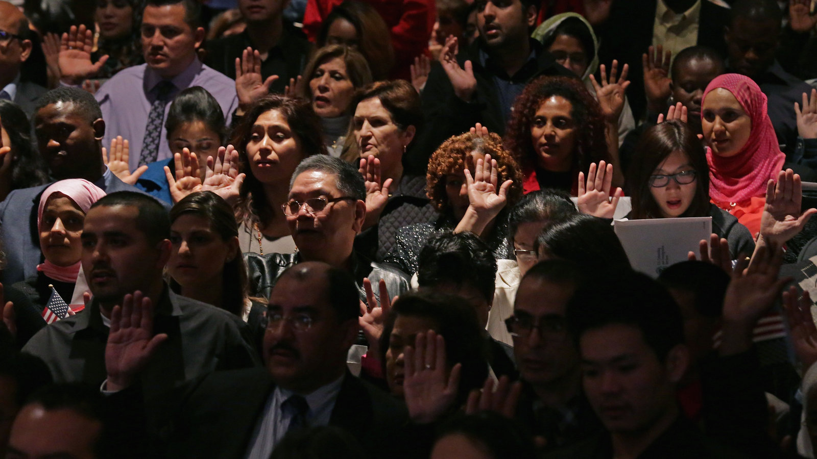 Immigrants Aren T Taking Americans Jobs New Study Finds