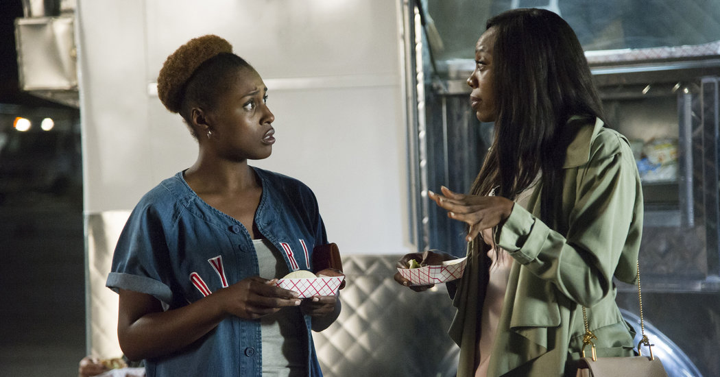 Insecure Season 1 Episode 3 Code Switching The New