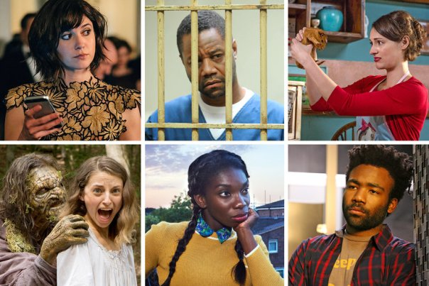 Best shows in 2016 for NYT