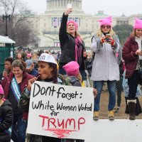 Who Didn't Go to the Women's March Matters More Than Who Did by JENNA WORTHAM