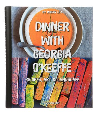 Image result for Dinner with Georgia O'Keeffe
