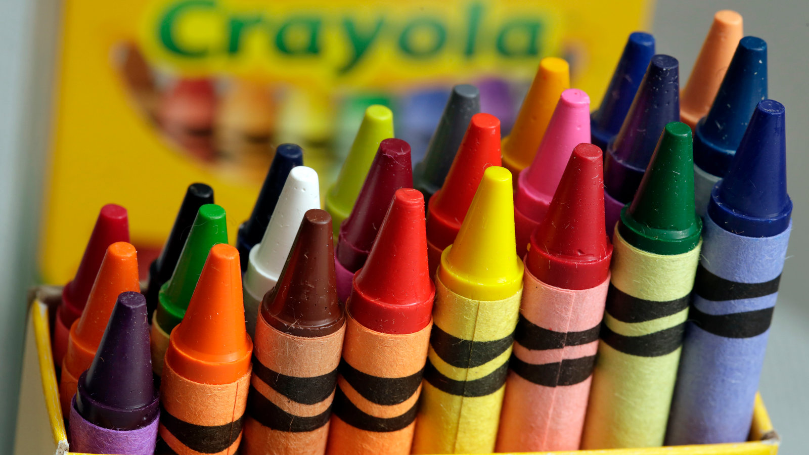 Dandelion Crayon Gets An Early Retirement From Crayola