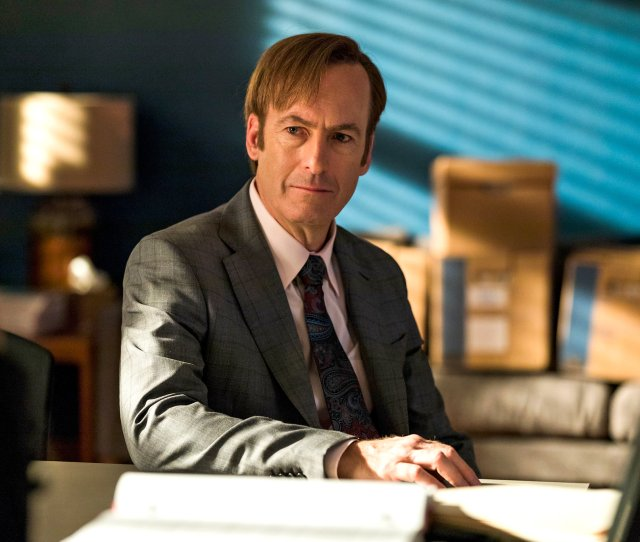 Better Call Saul Season  Premiere Danglin Jimmy The New York
