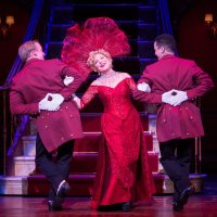 Review: 'Hello, Dolly!' Is Bright, Brassy and All Bette by BEN BRANTLEY
