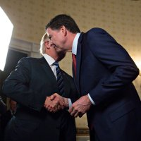 Trump Sticks a Fork in Comey by MAUREEN DOWD