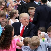 4-Year-Olds Don't Act Like Trump by ALISON GOPNIK