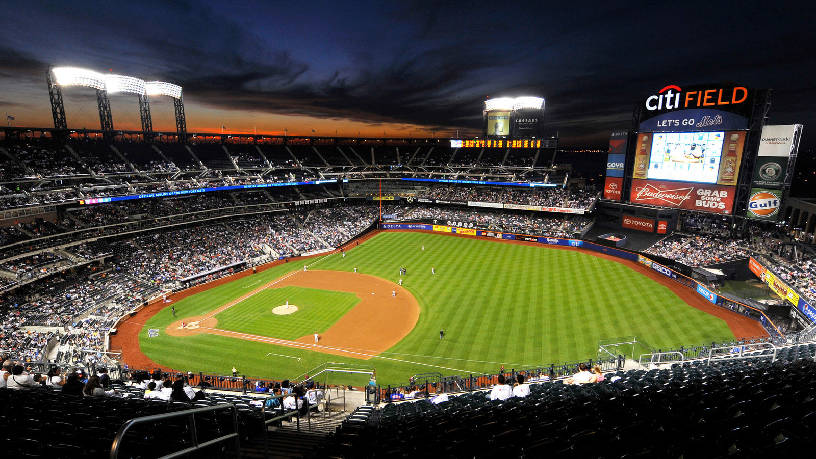 Live Event Take A Tour Of Citi Field With A New York