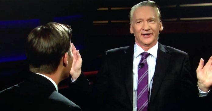 Bill Maher Apologizes for Use of Racial Slur on 'Real Time'