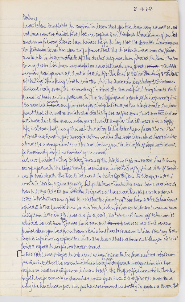 Nelson Mandela S Letters From Prison