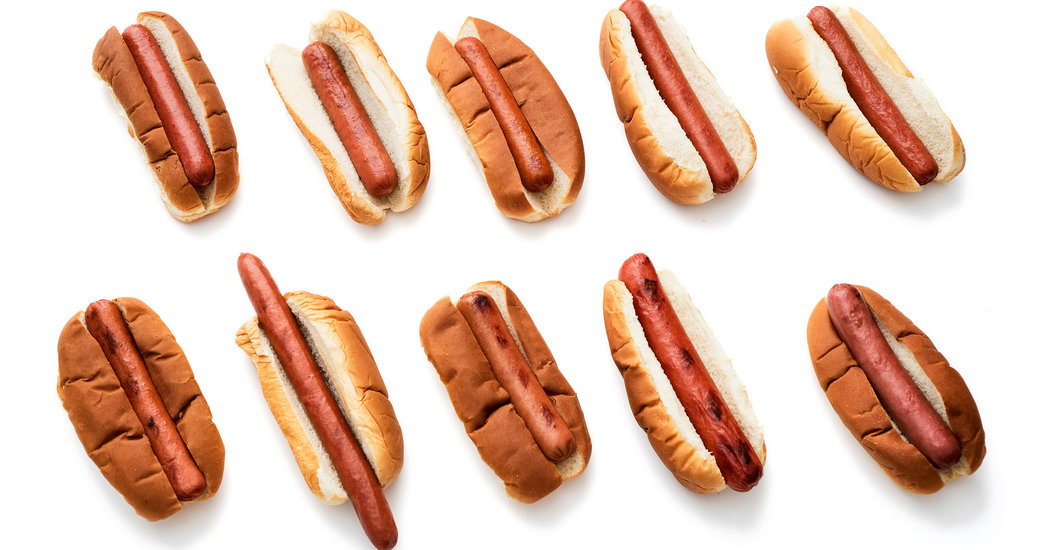 we taste tested 10 hot dogs here are
