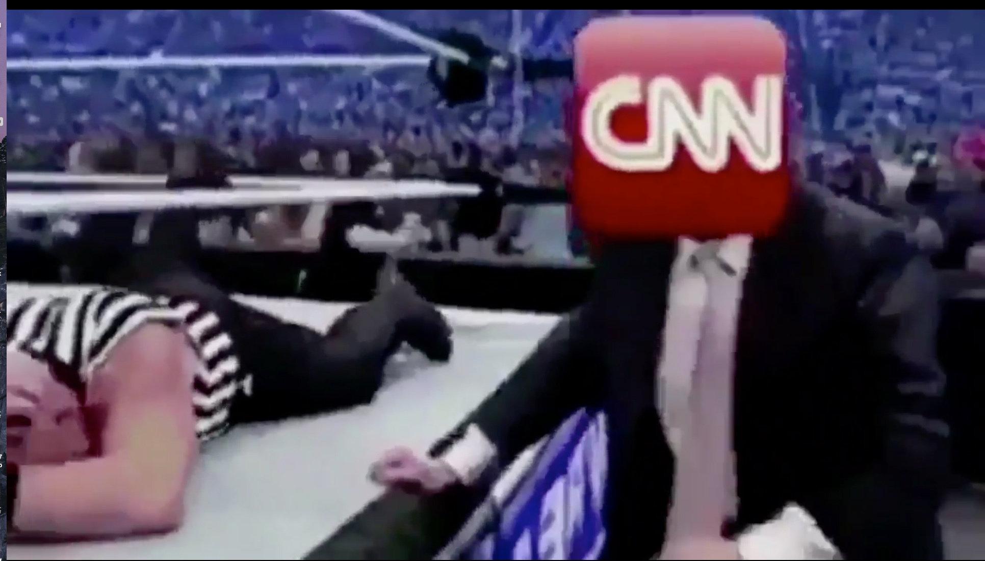 How A Cnn Investigation Set Off An Internet Meme War The New