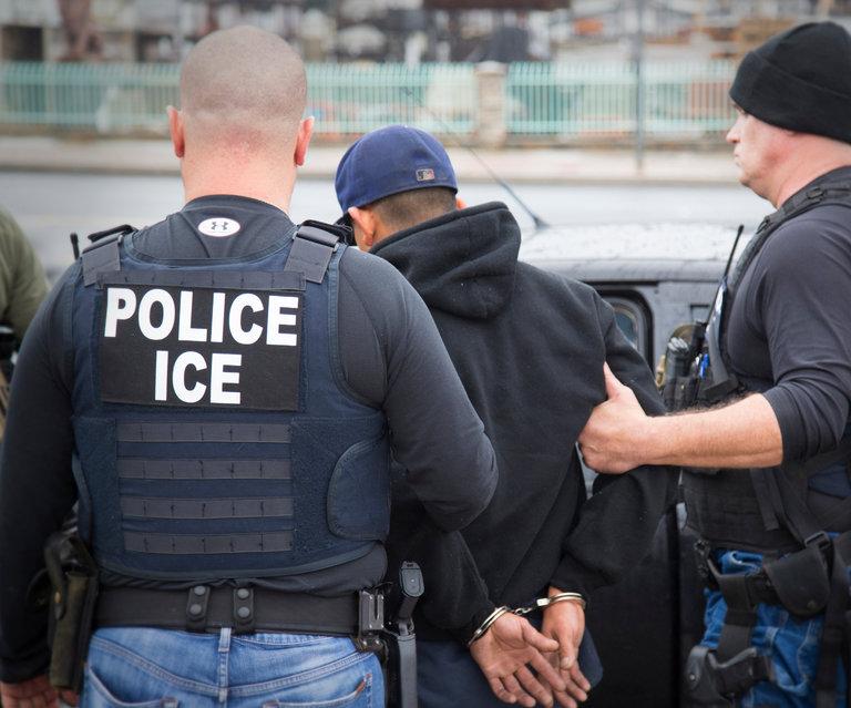 Резултат с изображение за Arrests Hundreds of Illegals