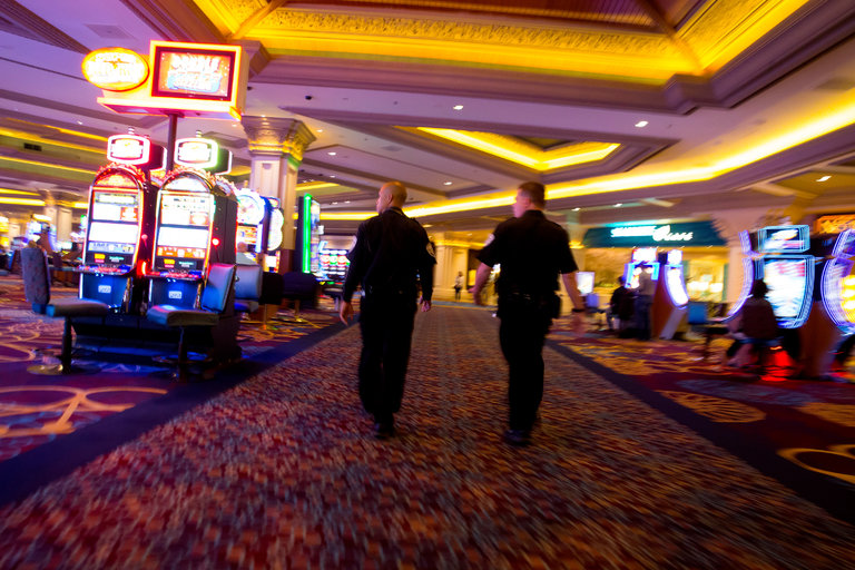 At Casino Hotels Welcome For Guests Makes Security