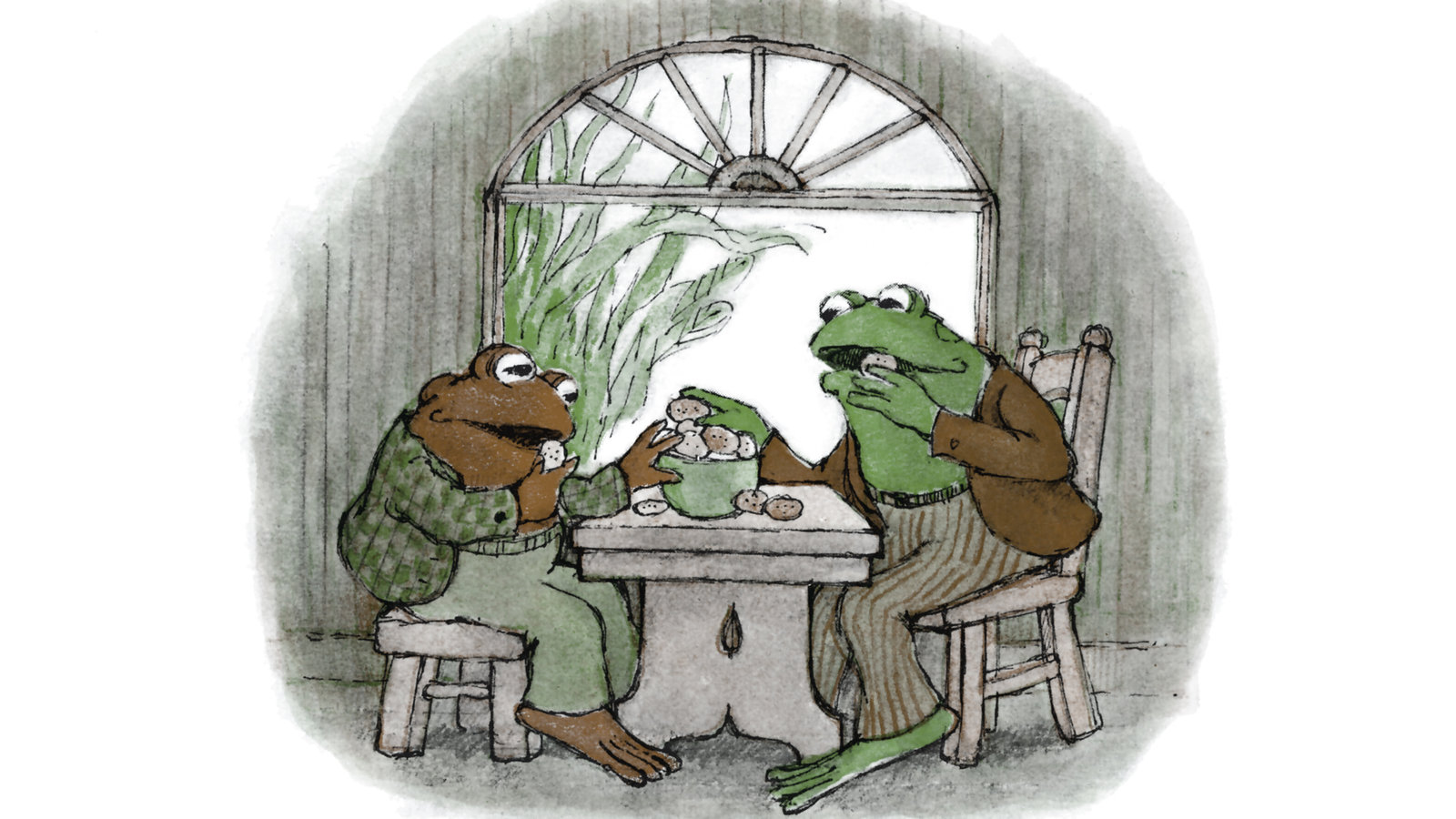 Frog And Toad Are Memes