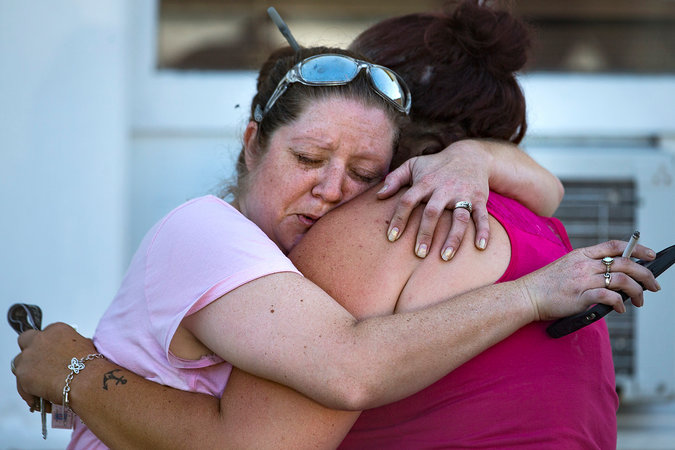 06xp shooting3 master675 v2 - Texas Church Shooting Leaves at Least 26 Dead, Officials Say