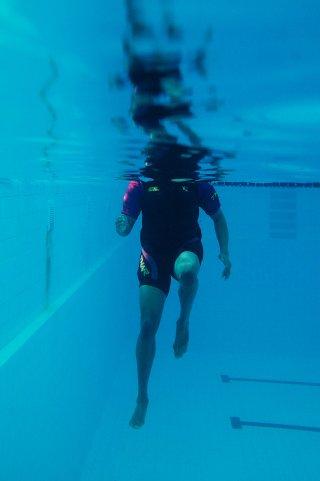 Underwater Running