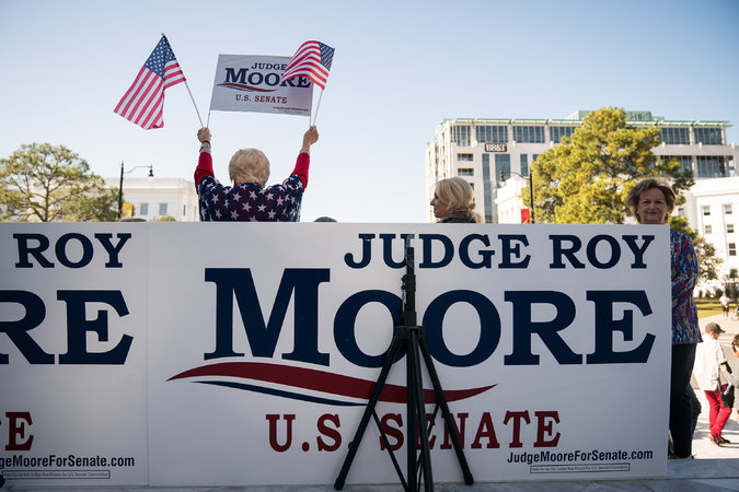 26dc moore master675 - Why Trump Stands by Roy Moore, Even as It Fractures His Party