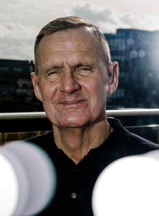 Terry Nelson, Founder Aqua Running