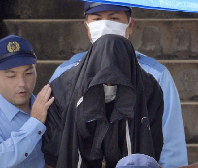 The Case Drew An Outraged Protest From The Japanese Government Creditryosuke Ozawa Kyodo News Via Associated Press
