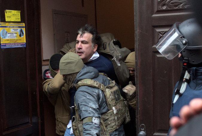 09Ukraine 2 master675 - Mikheil Saakashvili, Ex-President of Georgia, Arrested in Ukraine, Again