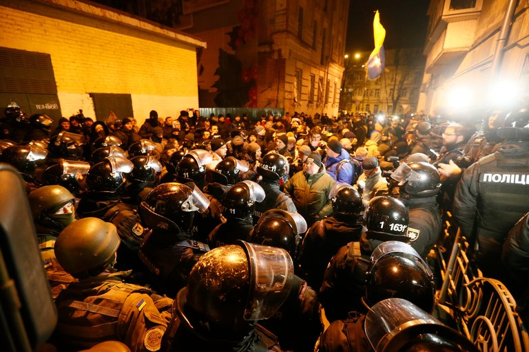 09ukraine 1 master768 - Mikheil Saakashvili, Ex-President of Georgia, Arrested in Ukraine, Again