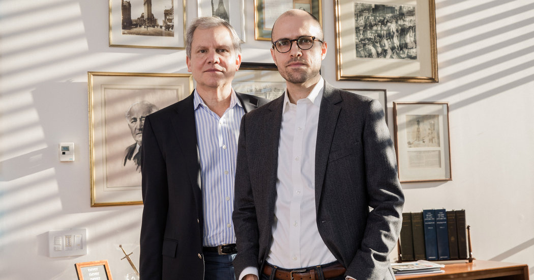 AG Sulzberger 37 To Take Over As New York Times
