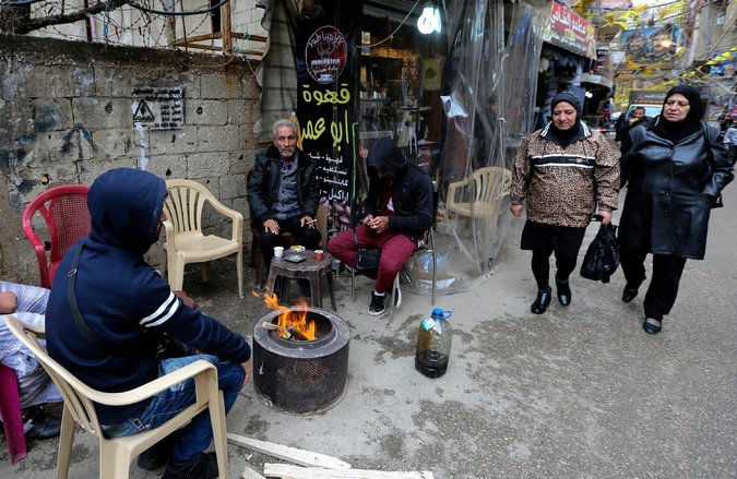 18Beirut4 master675 - Beirut Journal: Lebanon's Palestinian Refugees Resist from the Sidelines