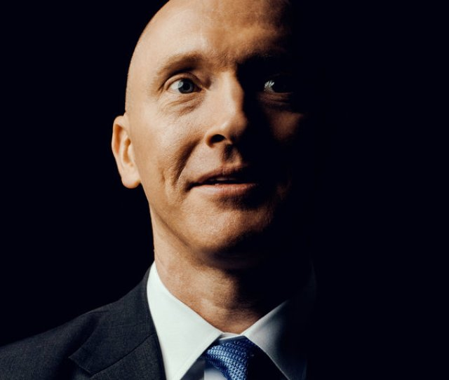 What If Anything Does Carter Page Knowwhat If Anything Does Carter Page Know