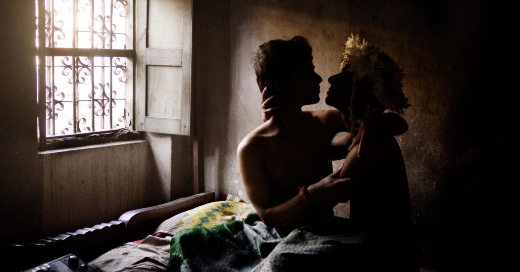 These Dreamlike Portraits Explore L.G.B.T.Q. Identity in India