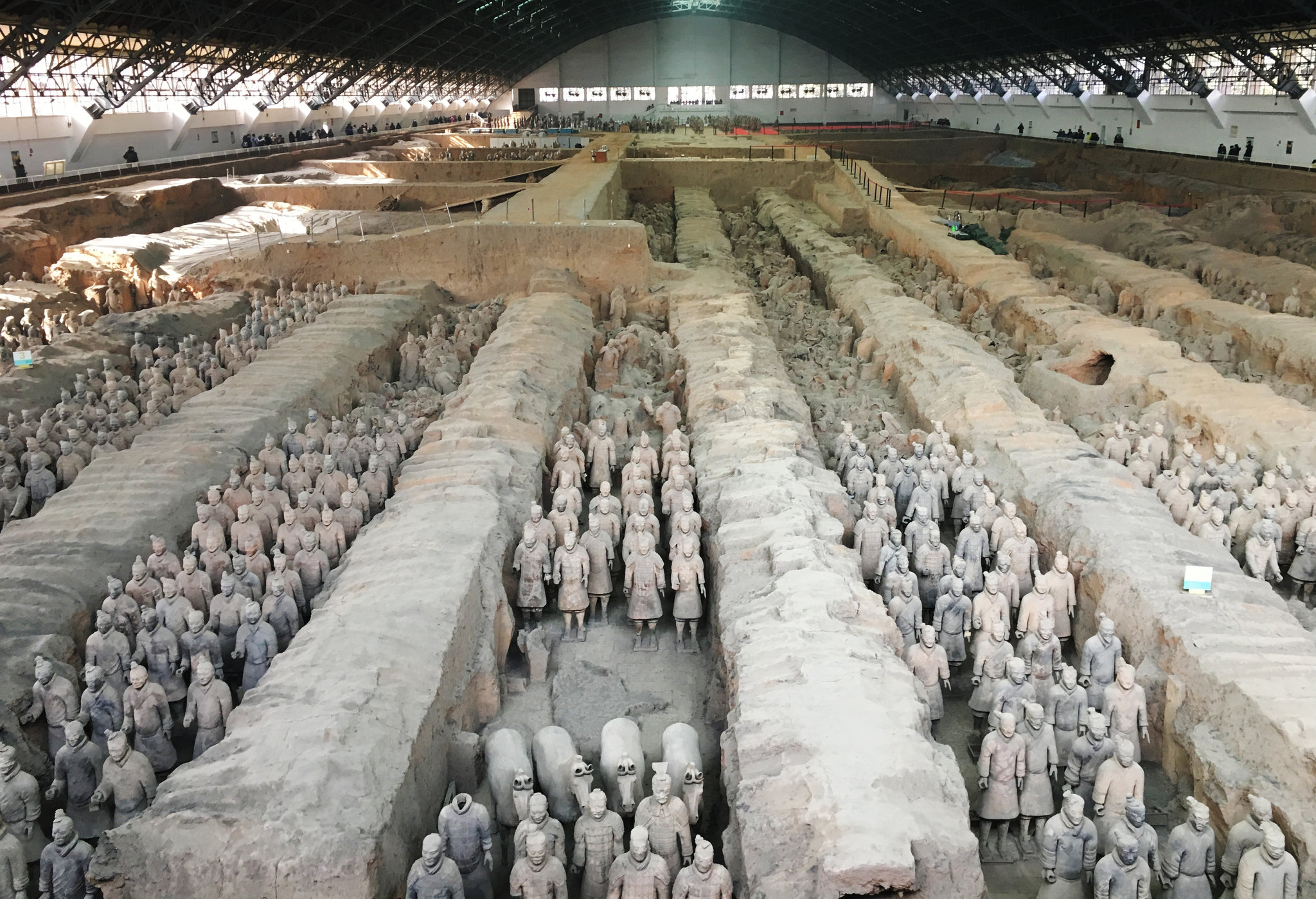 Xian Offers Terracotta Warriors, Stunning Food and Plenty of Bargains - The  New York Times