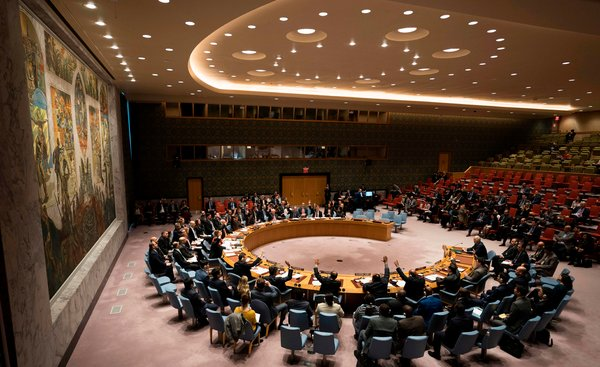 Russia Syria Or Security Council