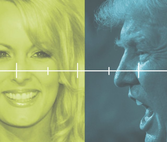 The President And The Porn Star A Storys Slow Rise Above The Din