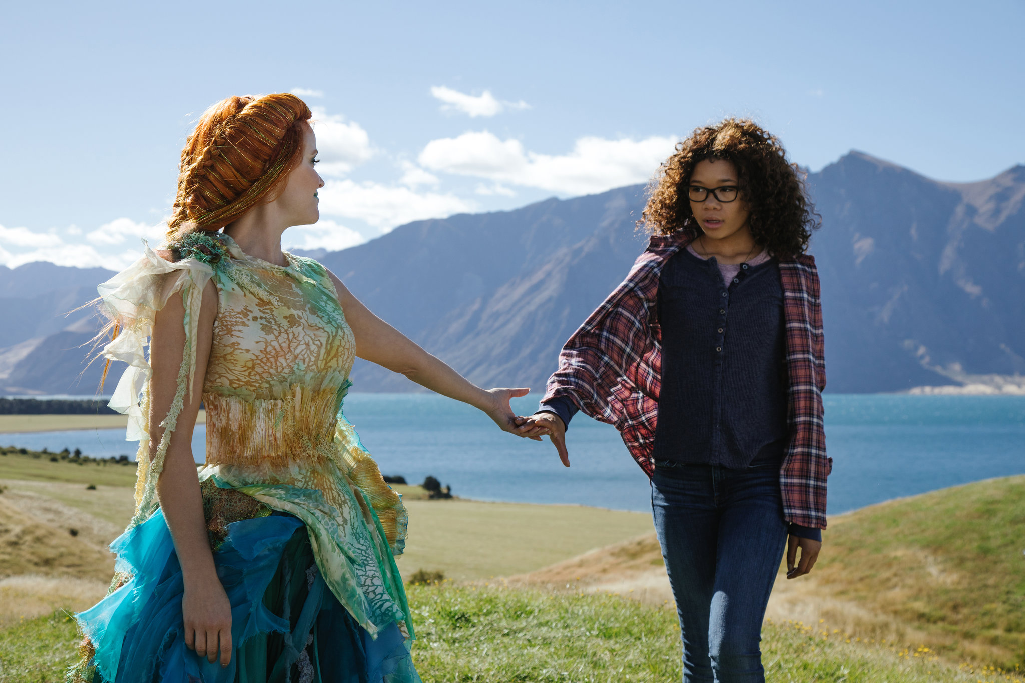 Review A Wrinkle In Time Gives A Child Of The Universe