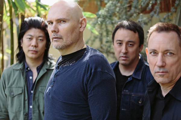Smashing Pumpkins Say They're Happy Now. Can They Keep It Together? - The  New York Times
