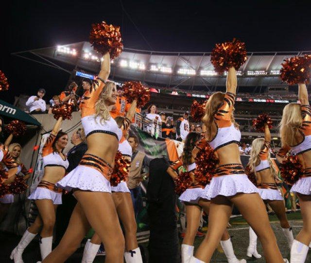 Image Cincinnati Bengals Cheerleaders
