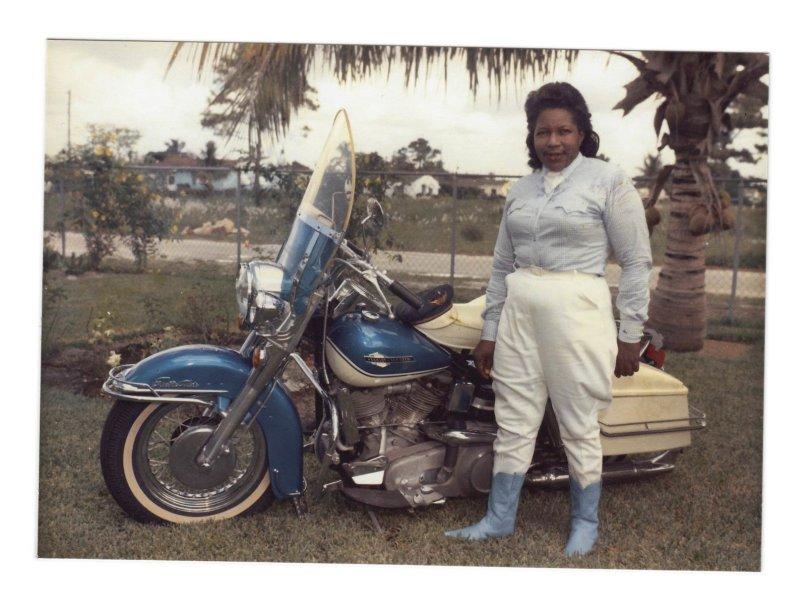 Bessie B Stringfield