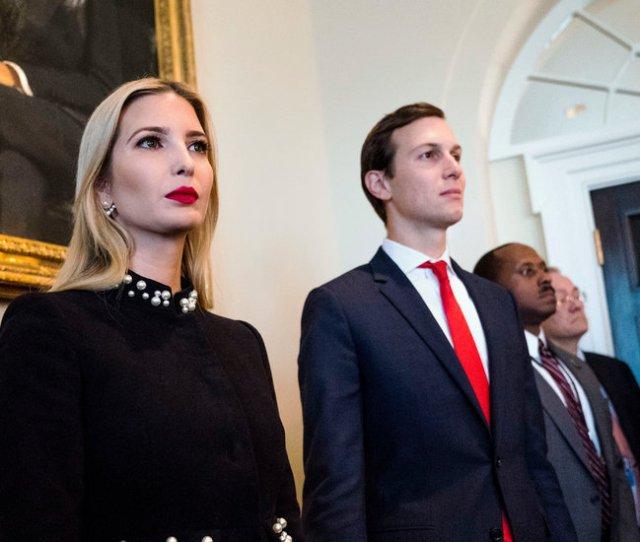 Ivanka Trump And Jared Kushner Had A Busy Year In Investing Filing Showsivanka Trump And Jared Kushner Had A Busy Year In Investing Filing Shows