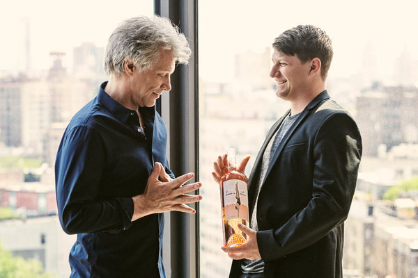 Jon Bon Jovi And His Son Get Into The Ros Business The