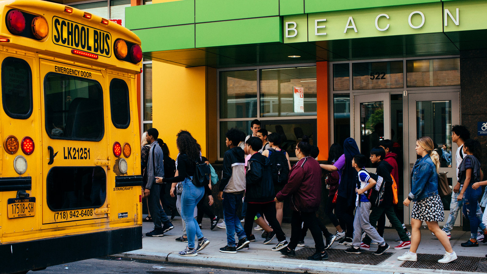 A Shadow System Feeds Segregation In New York City Schools