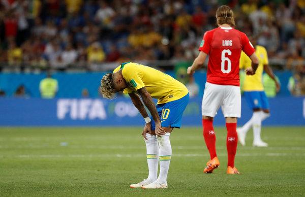 Image result for switzerland 1 brazil 1