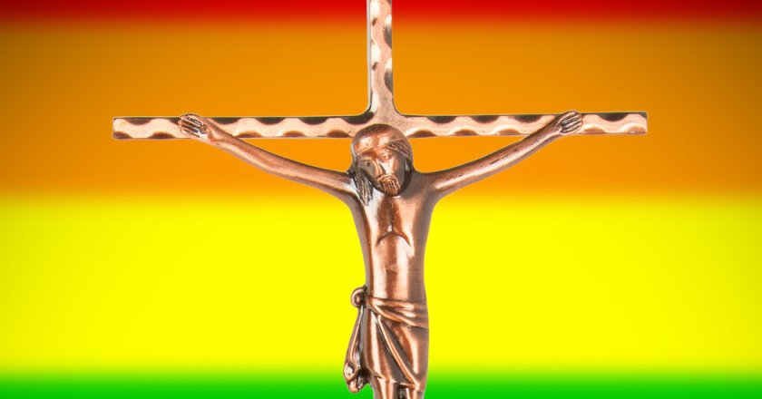 Opinion   Can the Catholic Church 'Evolve' on L.G.B.T. Rights?