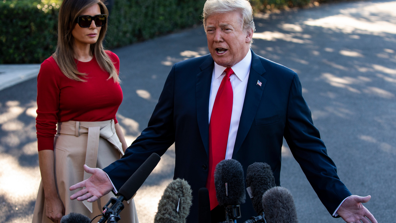 Trump Threatens To Slap 25% Tariffs On European Cars If No U.s. eu Trade Deal
