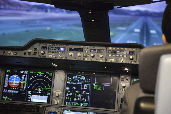 737 Airplane