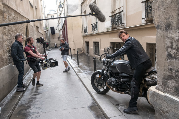 Tom Cruises Most Dangerous Stunts In Mission Impossible The New York Times