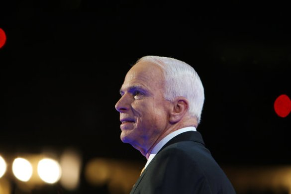 Arizona Governor Faces a Tough Choice  A Senator Made From McCain s     Image