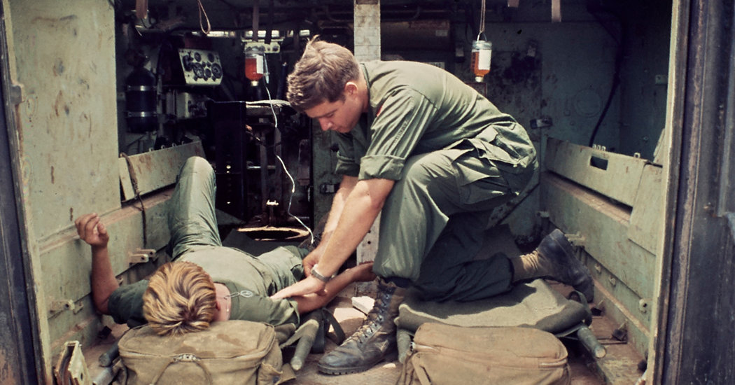 Forgotten Images of the Vietnam War Made for the Americans Who Fought In It