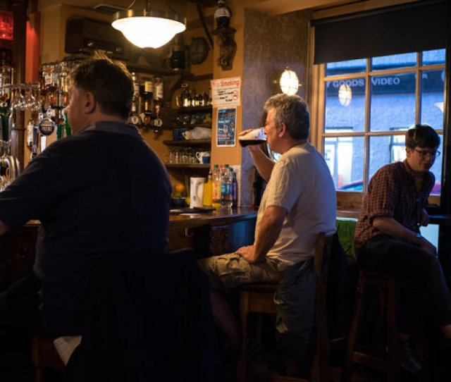 Ireland Is Second Only To Austria In Rates Of Binge Drinking According To A World Health Organization Survey Creditpaulo Nunes Dos Santos For The New York