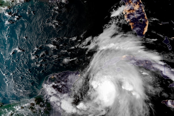Hurricane Michael May Hit Florida as Category 3 Storm ...