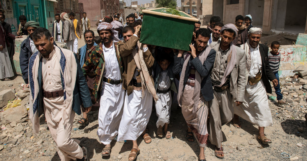 Behind the Reporting: How the War in Yemen Became a Bloody Stalemate