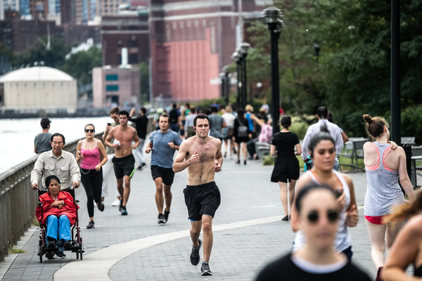 Year In Fitness How Exercise Keeps Us